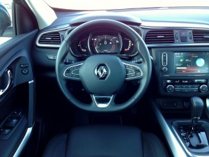 Renault Kadjar 1.5 dCi EDC (source - ThrottleChannel.com) 11