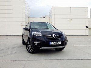 Renault Koleos (source - ThrottleChannel.com) 01