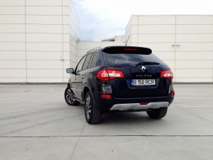Renault Koleos (source - ThrottleChannel.com) 07