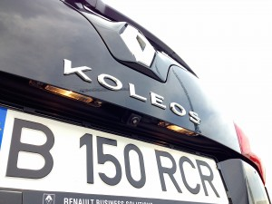 Renault Koleos (source - ThrottleChannel.com) 10