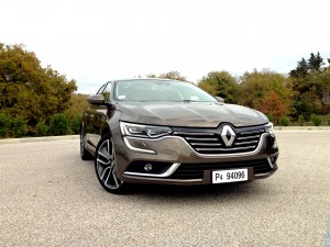Renault Talisman TCe 200 EDC7 (source - ThrottleChannel.com) 01