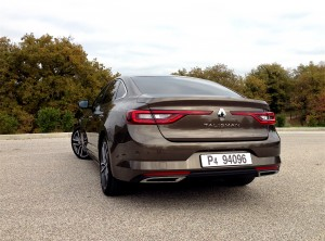 Renault Talisman TCe 200 EDC7 (source - ThrottleChannel.com) 07