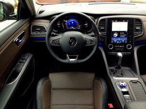 Renault Talisman TCe 200 EDC7 (source - ThrottleChannel.com) 16