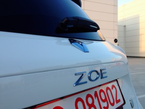 Renault ZOE Z.E. (source - ThrottleChannel.com) 12