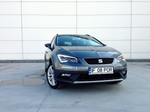 SEAT Leon X-Perience 2.0 TDI DSG (source - ThrottleChannel.com) 02